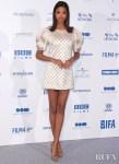 Ella Balinska Wore Miu Miu To The 2019 British Independent Film Awards