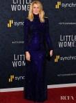 Laura Dern Dazzles In Ralph Lauren Collection For The 'Little Women' New York Premiere