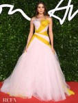 Olivia Culpo In Ralph & Russo Couture - The Fashion Awards 2019