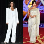 Priyanka Chopra's Marrakech Film Festival East Meets West Style