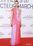 Saoirse Ronan Wore Galvan To The 'Little Women' Paris Premiere
