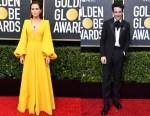 Fashion Critics' 2020 Golden Globes Roundup