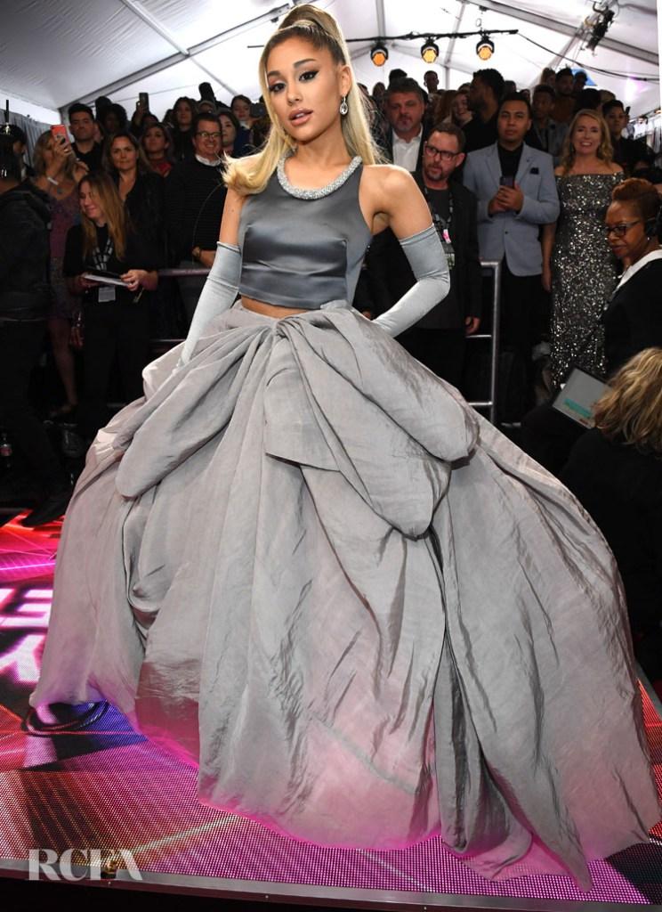 Ariana Grande In Schiaparelli Haute Couture - 2020 Grammy Awards