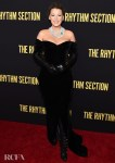 Blake Lively Wore Dolce & Gabbana To 'The Rhythm Section' New York Screening
