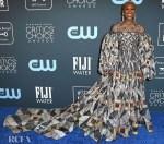 Cynthia Erivo In Fendi Couture - 2020 Critics' Choice Awards