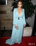 Jennifer Lopez Wore Elie Saab To The 2020 Los Angeles Critics Association Awards