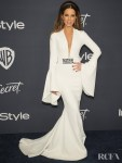 Kate Beckinsale Wore Romona Keveža Collection To The InStyle Golden Globes After Party