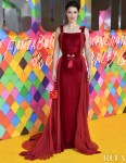 Mary Elizabeth Winstead Wore Zuhair Murad Couture To The 'Birds Of Prey' London Premiere