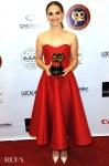 Natalie Portman Wore Christian Dior To The Society of Camera Operators Lifetime Achievement Awards 2020