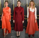 Oscars Nominees Luncheon Red Carpet Roundup