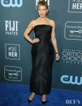 Renée Zellweger In Christian Dior Haute Couture - 2020 Critics' Choice Awards