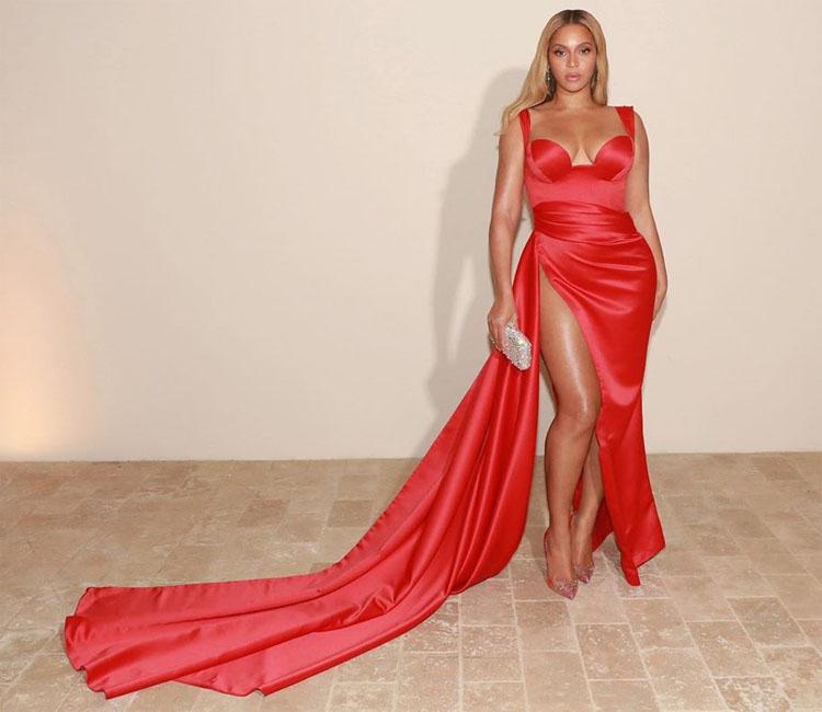 Beyonce Knowles Valdrin Sahiti