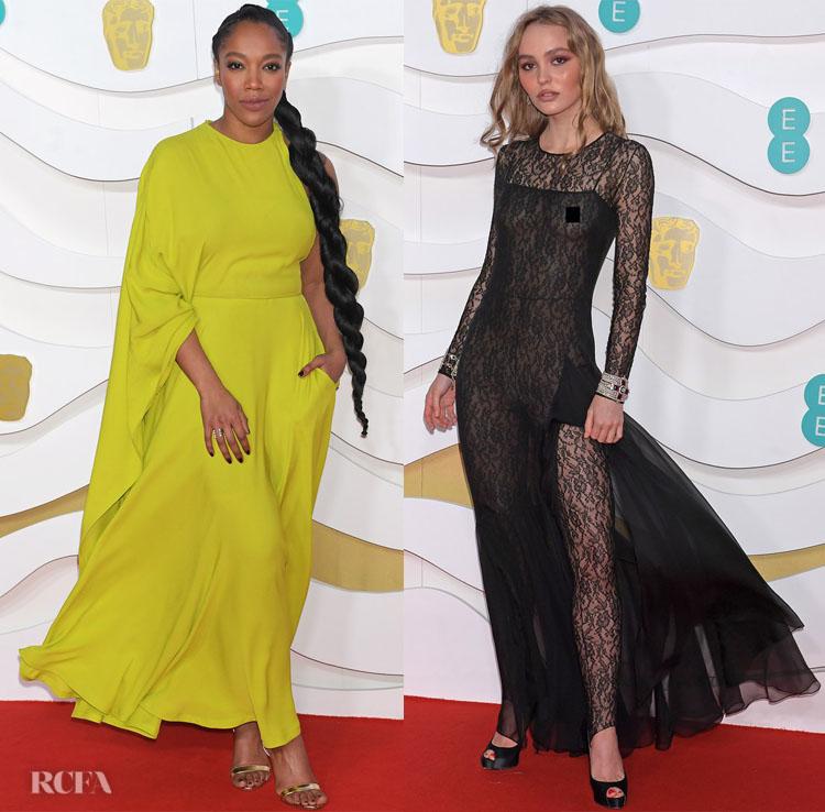 2020 BAFTAs Red Carpet Roundup