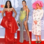 The BRIT Awards 2020 Red Carpet Roundup