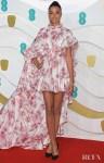 Ella Balinska In Giambattista Valli Haute Couture - 2020 BAFTAs
