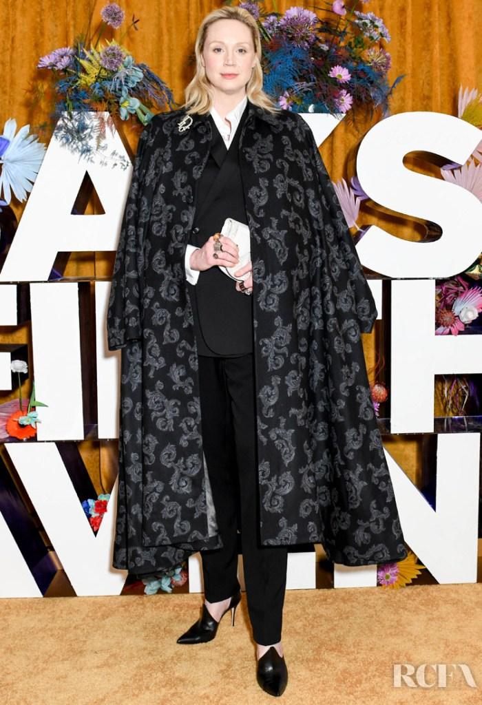 Gwendoline Christie Dior Men