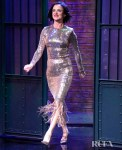 Juliette Lewis Wore Rebecca Vallance On Late Night With Seth Meyers