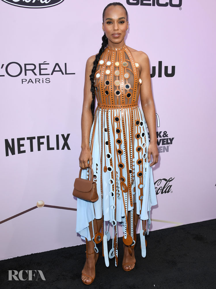 Kerry Washington Wore Lanvin To The Essence Black Women In Hollywood Awards Luncheon