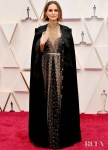 Natalie Portman In Christian Dior Haute Couture - 2020 Oscars