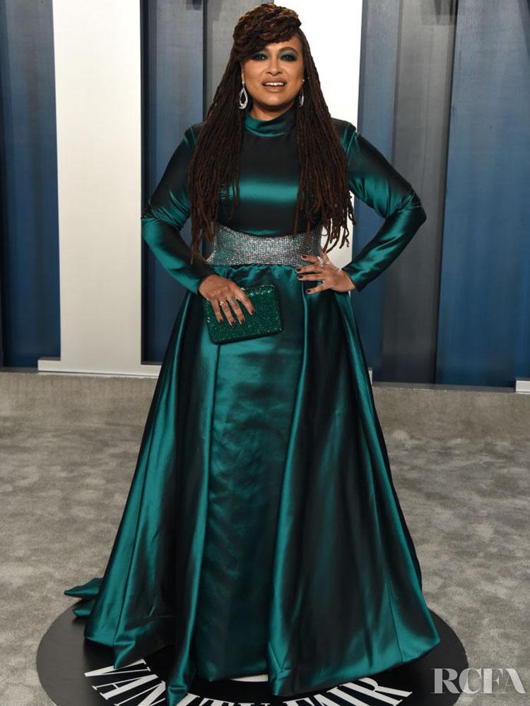 Ava Duvernay in Galia Lahav @ The 2020 Vanity Fair Oscar Party