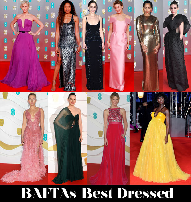 Who Was Your Best Dressed At The 2020 BAFTAs?