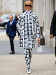 Celine Dion Wore Moncler 8 Richard Quinn Out In New York City