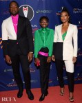 Dwyane Wade, Zaya Wade and Gabrielle Union Wore Rich Fresh To The Better Brothers Los Angeles' 6th Annual Truth Awards