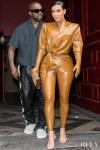 Kim Kardashian Wore Balmain x Atsuko Kudo To Kanye West's Sunday Service