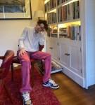 Timothée Chalamet Wore A Stella McCartney Tie-Dye Look On Instagram