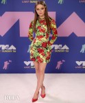 Joey King Wore Versace To The 2020 MTV Video Music Awards