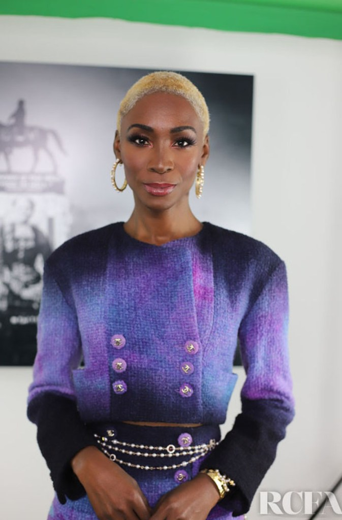 Angelica Ross Wore Chanel To The Black National Convention