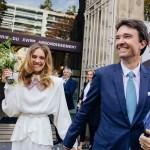 Natalia Vodianova Weds Antoine Arnault In Ulyana Sergeenko Couture