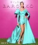 Nieves Alvarez Wore Elie Saab Haute Couture To The Bvlgari Barocco Event