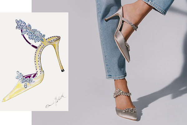 New to NET-A-PORTER: Manolo Blahnik