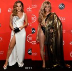 2020 American Music Awards Red Carpet Roundup