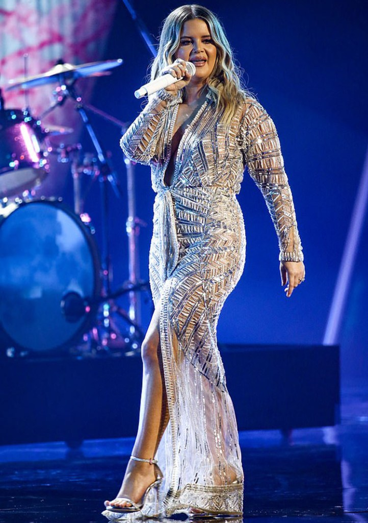 Maren Morris Wore Dundas To The 2020 CMA Awards