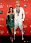 Megan Fox and Machine Gun Kelly Made Their Red Carpet Debut At The 2020 American Music Awards