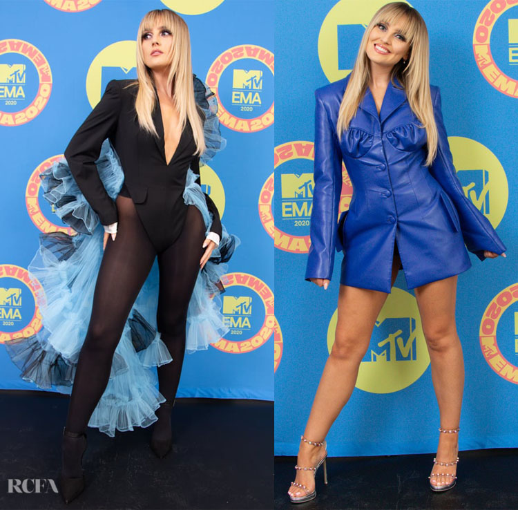 Little Mix Rock Two Looks Each For The 2020 MTV EMAs
