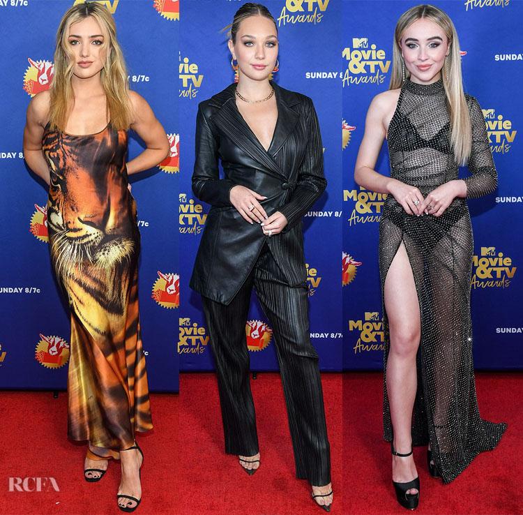 2020 MTV Movie & TV Awards Red Carpet Roundup
