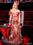 Gwen Stefani Wore Three Looks For 'The Voice' Finale