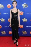 Lily Collins Wore Saint Laurent To The 2020 MTV Movie & TV Awards