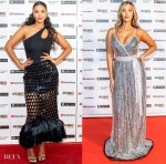 Maya Jama Wore David Koma & Dolce & Gabbana To The 2020 MOBO Awards