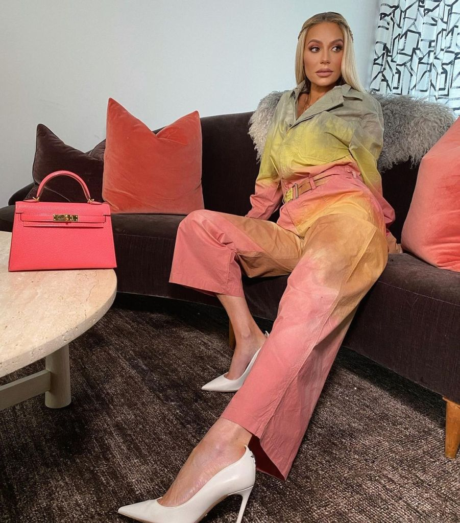 Dorit Kemsley. The Girl Next Dior