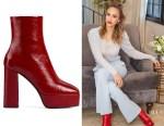 Jessica Alba's Giuseppe Zanotti Morgana Boots