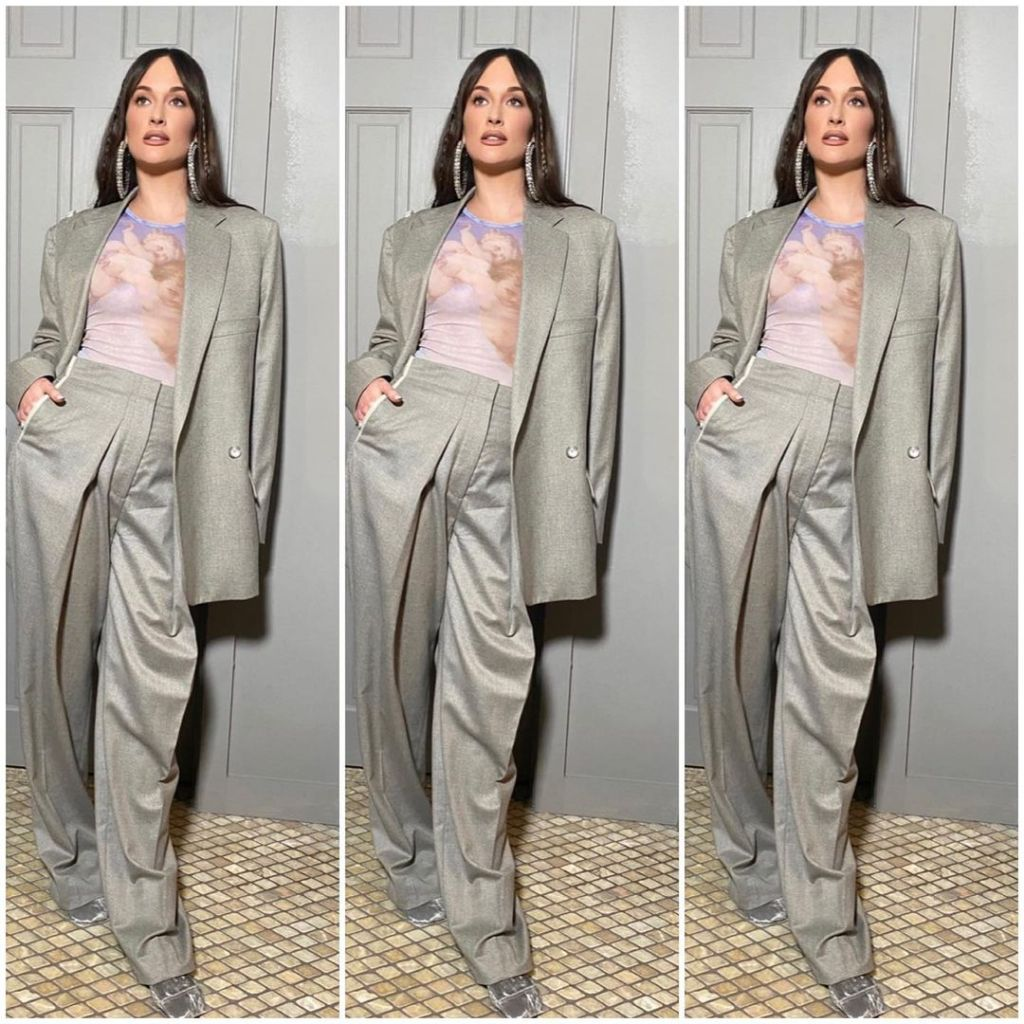 Kacey Musgraves Wore Stella McCartney For Rolling Stone