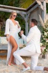 Paris Hilton Gets Engaged In Retrofête