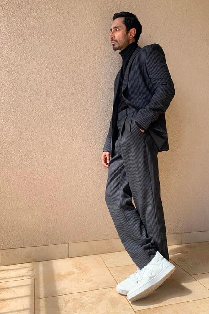 2021 Golden Globe Awards Menswear