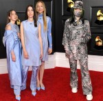 2021 Grammy Awards Red Carpet Roundup