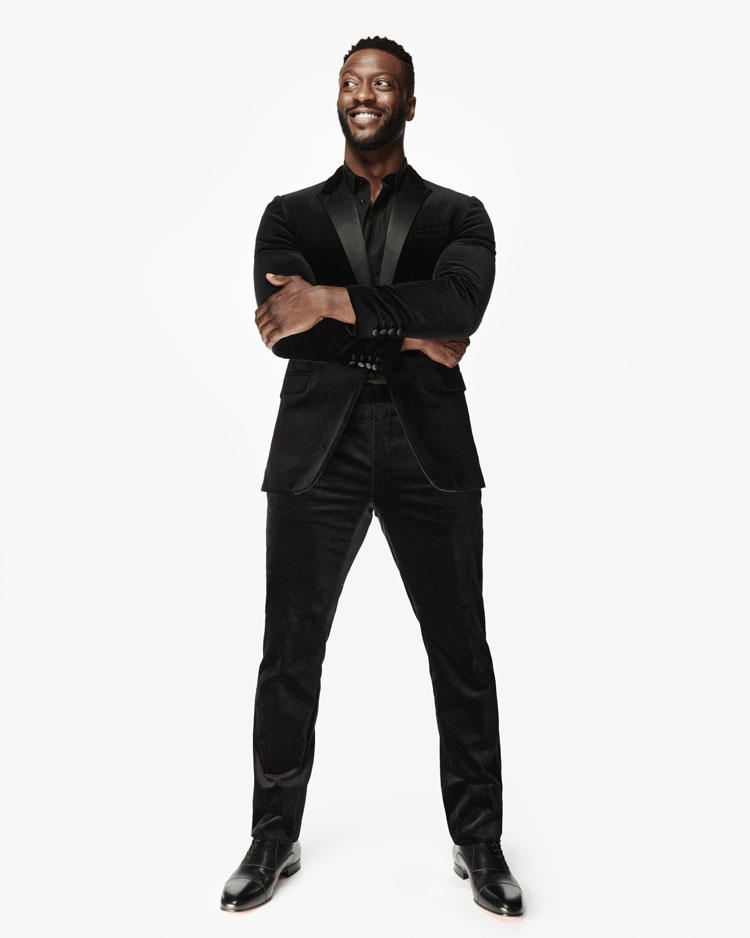 Aldis Hodge Wore Dior Men To The 2021 NAACP Image Awards