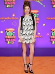 Anna Kendrick Wore Carolina Herrera To The 2021 Kids' Choice Awards